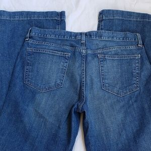 Gap Long and Lean Bootcut Jeans 12